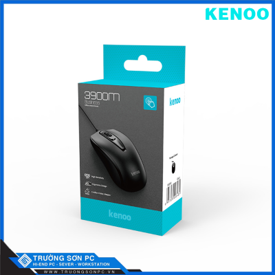 Chuột Máy Tính Có Dây KENOO 3900M | USB